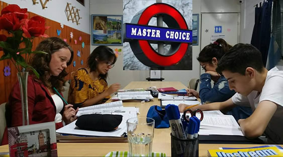 MASTER CHOICE SCHOOL